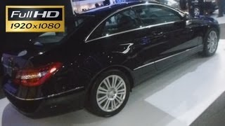 Mercedes Benz Clase E 250 2013 Coupe walk around car showroom FULL HD