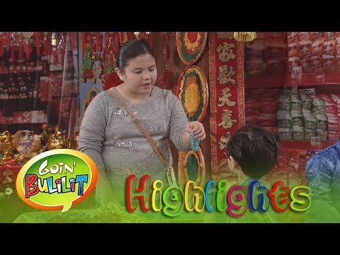 Goin' Bulilit: Funny things that happens in Chinese New Year