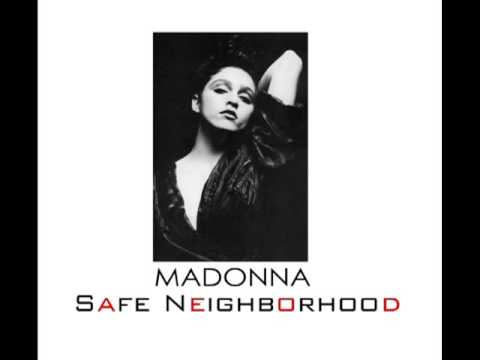 Madonna - Safe Neighborhood (early track 1980)
