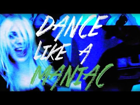 The Dollyrots - Dance Like A Maniac (Official Lyric Video)