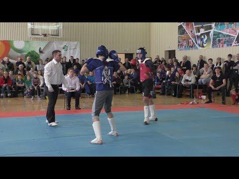 Фестиваль (2 часть)Ушу Саньда, Тайский бокс