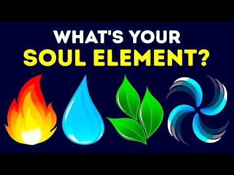 What Is Your Soul Element? Cool Personality Test
