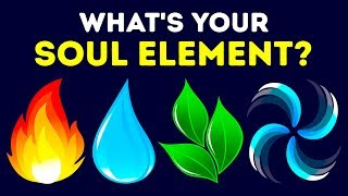 Video What Is Your Soul Element? Cool Personality Test download MP3, 3GP, MP4, WEBM, AVI, FLV Oktober 2018