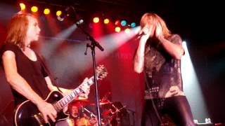 Watch Sebastian Bach Live The Life video