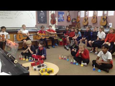 Ancient Egyptian Music - Class Ensemble (4C)