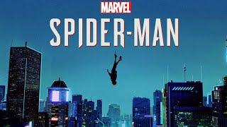 Spider-Man PS4 : Where I Belong Now (Spider-Man Into The Spider Verse Trailer Music) Edit