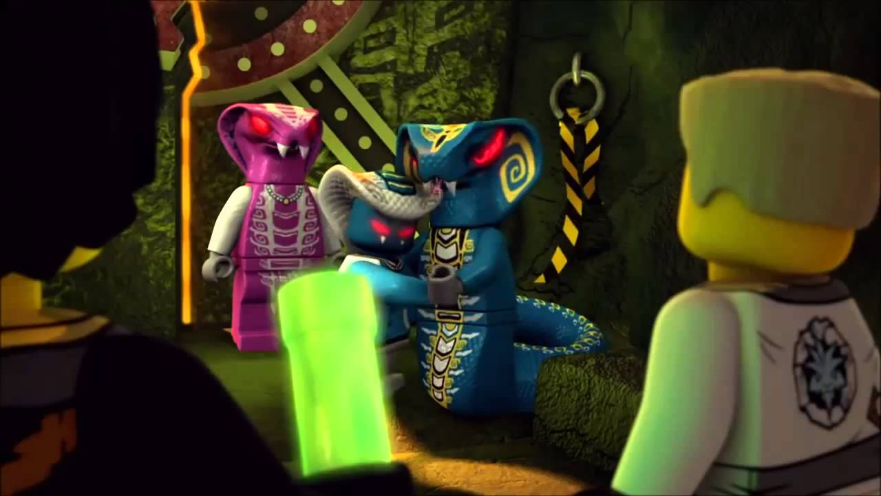 lego ninjago rebooted pythor