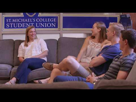 Residence Life At St. Michael's College