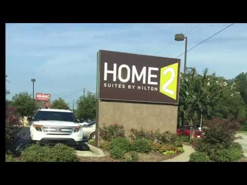 HOME2 SUITES BY HILTON CHARLESTON AIRPORT/CONVENTION CENTER - NORTH CHARLESTON SC