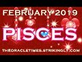 ♓PISCES FEBRUARY 2019 NEWS COMES IN & TRUE LOVE! FREE FORECAST