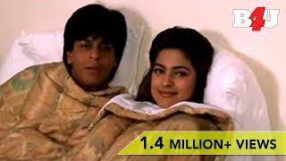 Video Shahrukh Khan & Juhi Chawla Funny Bed Scene | Yes Boss | Shahrukh Khan, Juhi Chawla download MP3, 3GP, MP4, WEBM, AVI, FLV November 2018