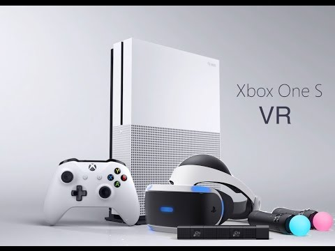 Xbox One VR is here!