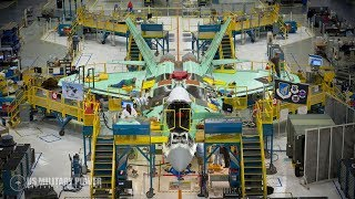 Study On Restarting F-22 Production Has Finally Arrived, Here's The Verdict