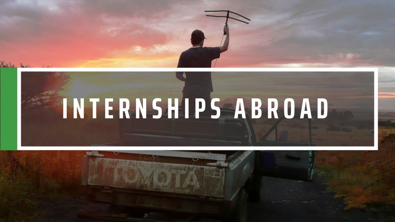 GVI Internships Abroad