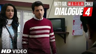 Dialogue Promo 4:Batti Gul Meter Chalu | Shahid Kapoor, Shraddha Kapoor, Divyendu Sharma,Yami Gautam