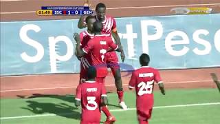 SIMBA 4 - 0 GENDARMERIE FULL HIGHLIGHTS