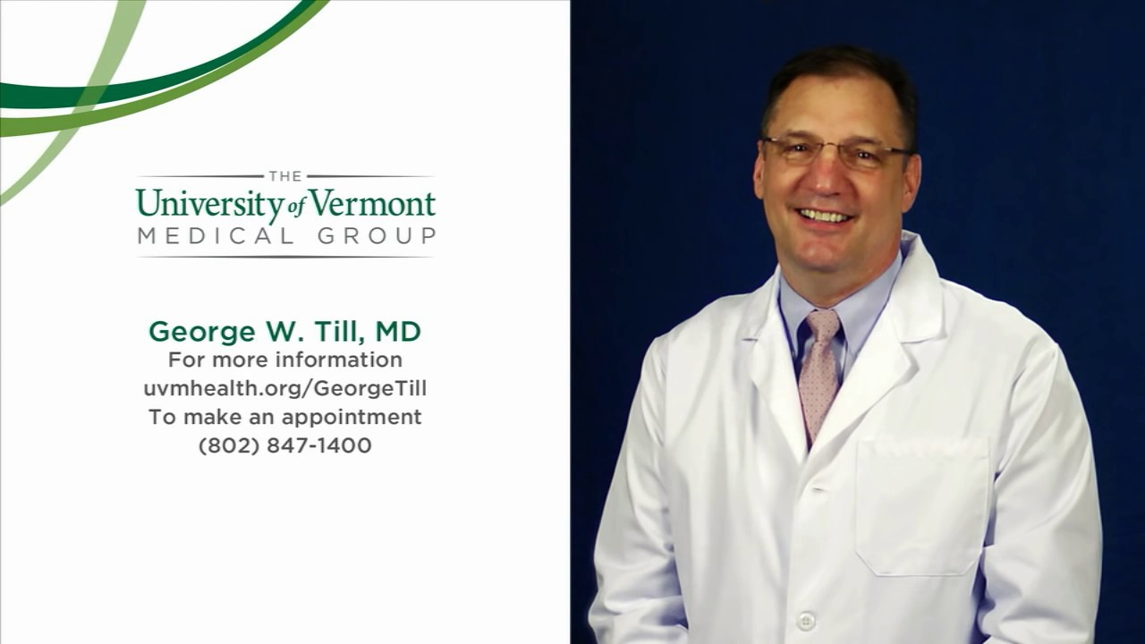 George W  Till, MD - Obstetrics and Gynecology - Burlington