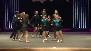 Power Taps - Hoedown - 2016 CCA Showdown