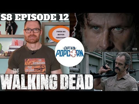 The Walking Dead saison 8 épisode 12 : IL SE PASSE DES TRUCS !!!