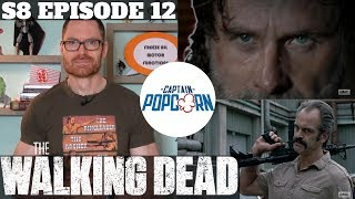 The Walking Dead saison 8 pisode 12  IL SE PASSE DES TRUCS