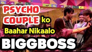 Bigg Boss 13 : Psycho Couple Shukla & Sana vs Asim Fight Continue....| Review by DskTalks.