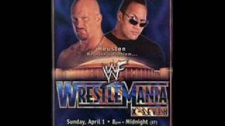 Wrestlemania 17 Theme