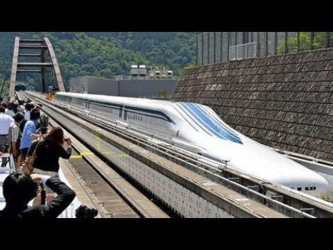 Schnellste Zug Der Welt