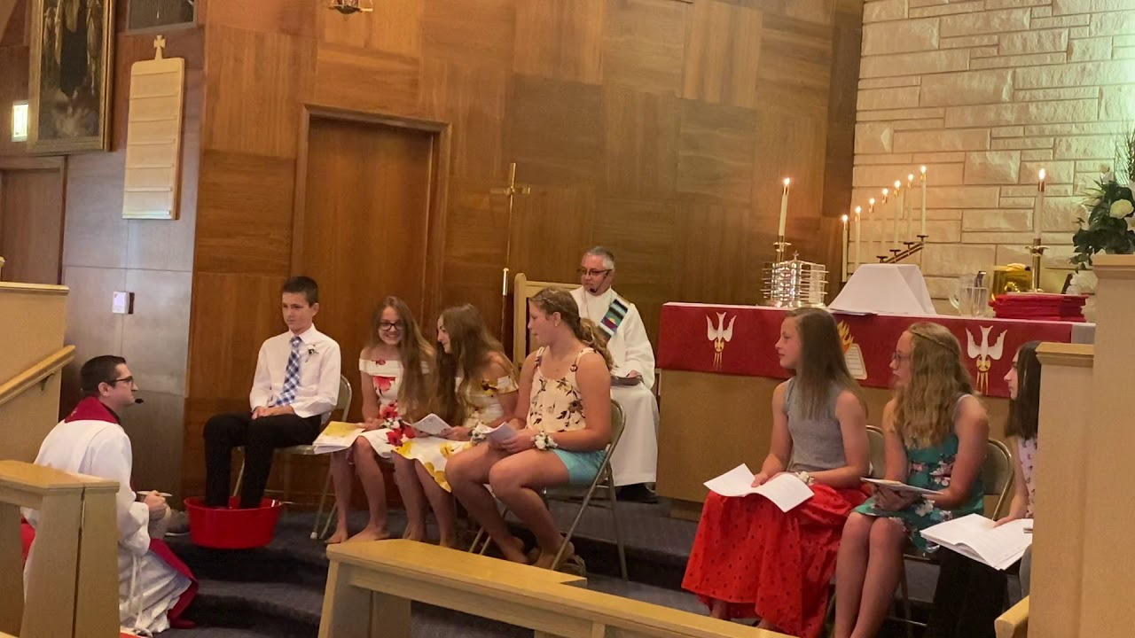 St. Paul's Lutheran Church Worship Service, June 21, 2020