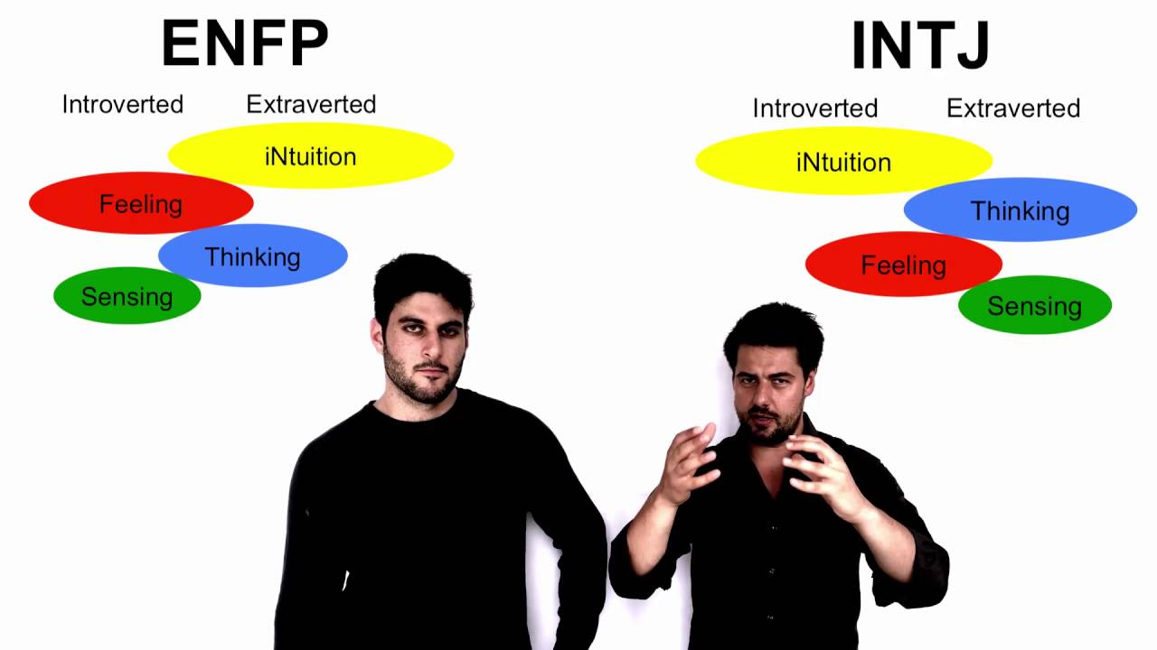 ENFP & INTJ Synergy and the Secret Behind It