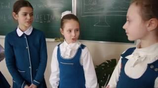 Урок англійської мови у 4-у класі школи для дівчаток