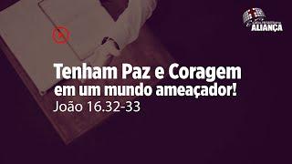 João 16.32-33