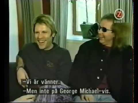 Iron Maiden: Interview (Brave New World)
