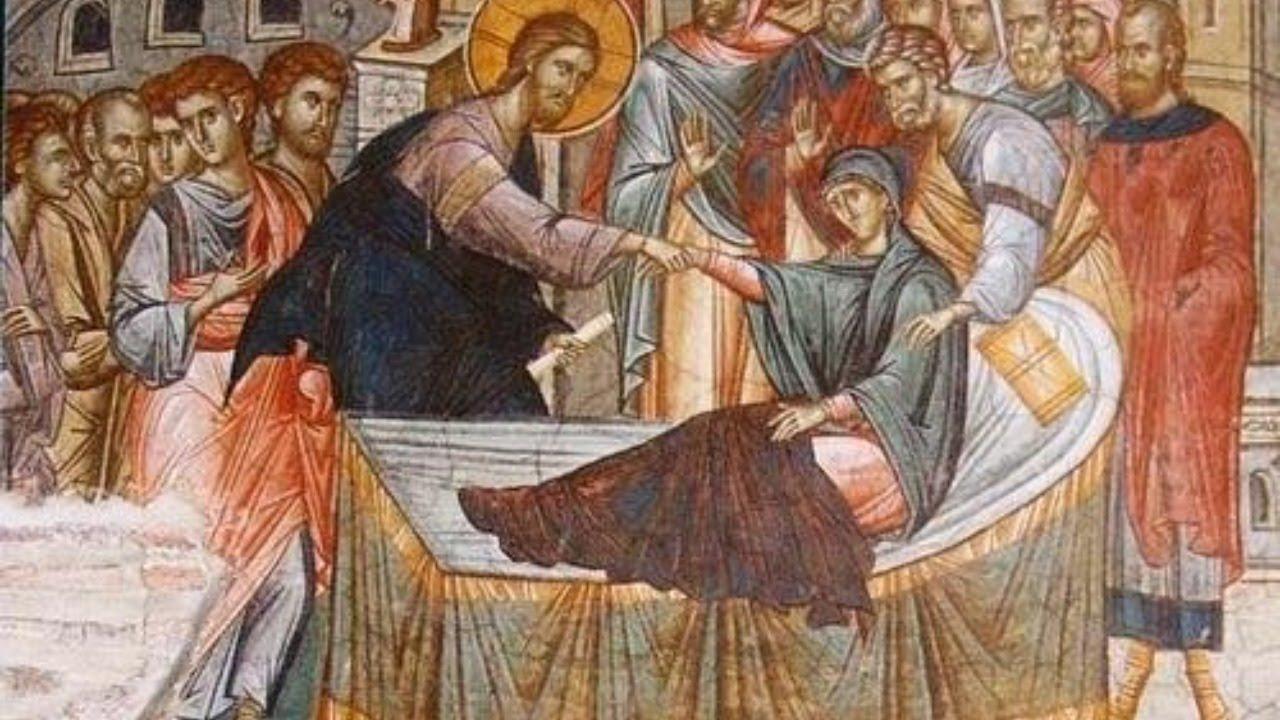 Md. M. Francesca, Capitolo della 5.a Domenica del T.O. – B