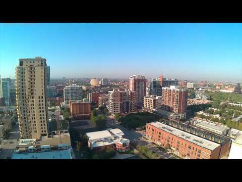 Chicago Time Lapse - 4th August 2016
