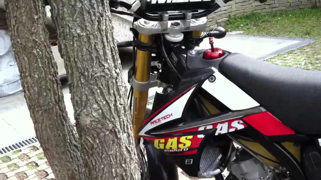 Gas Gas 125 Halley Motard 2010