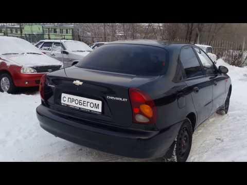 Купить Chevrolet Lanos (Шевроле Ланос) 2007 г. с пробегом бу в Саратове. Автосалон Элвис Trade-in