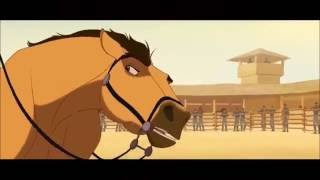 Spirit the stallion of Cimarron - Spirit VS Colonel + Escape