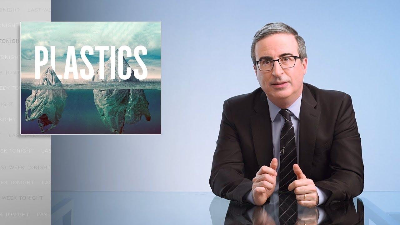 Plastics: Last Week Tonight with John Oliver