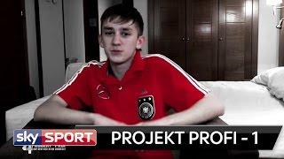 Projekt Profi (Teil 1) - 4 Jungs auf dem Weg in die Bundesliga