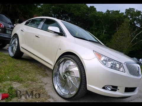 "Wildwood Father's Day 2013 Buick Lacrosse on 28"" DUB ..."