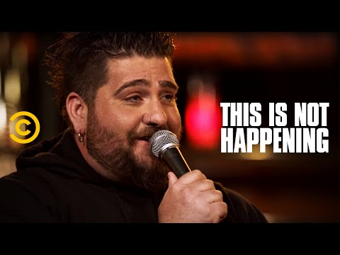 This Is Not Happening -  Big Jay Oakerson - Virgin Holocaust - Uncensored