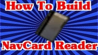Black Ops 2: How To Build Navcard Reader (tranzit Zombies)