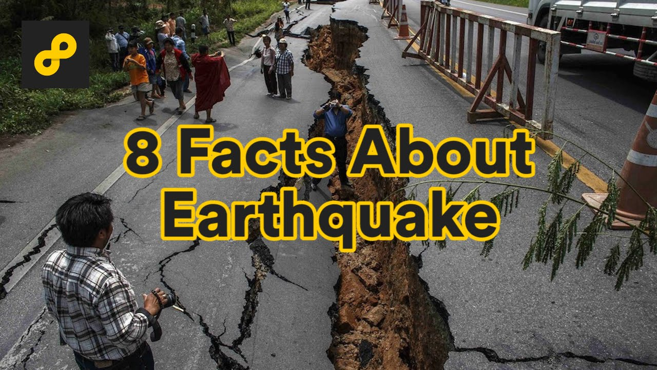 8 Facts About Earthquake You Should Know - YouTube