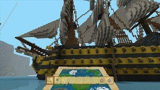 Minecraft Pirates Of The Caribbean Mash-Up Pack: 12 Disc Locations