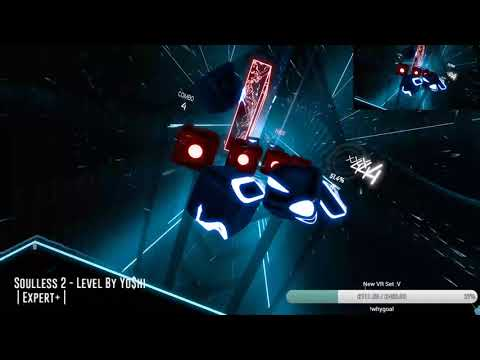[Beat Saber] ExileLord - Soulless 2 PASS [stream highlight]