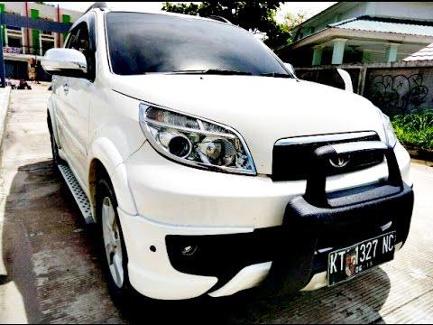 Dijual Mobil Toyota Rush Trd Sportivo Matic Tahun 2014 Samarinda Hp