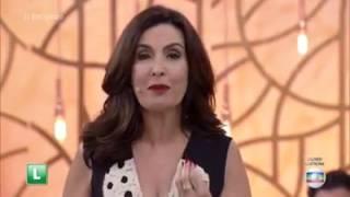Baixar Ana Vilela no encontro com Fátima Bernardes