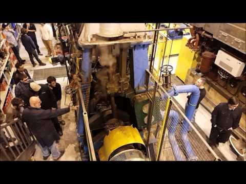 Georgian College Triple Expansion Steam Engine 2015