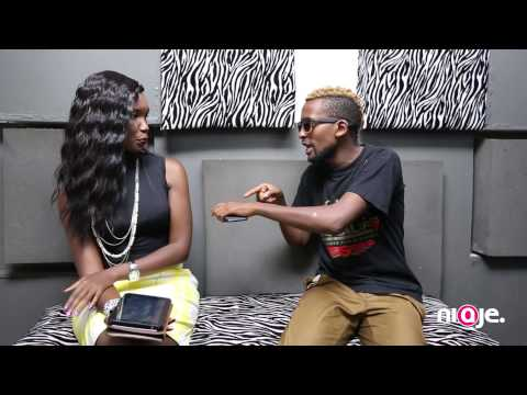EXTREMELY FUNNY: Lillian Muliii Interviews Konshens