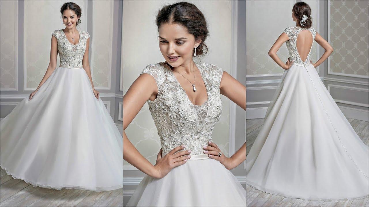 Silk Wedding Dress   The Bridal Collection   Italian ...